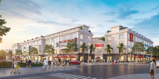 """Thủy Nguyên Mall là dự án đang tạo """"cơn sốt"""" tại thị trường BĐS Hải Phòng."""