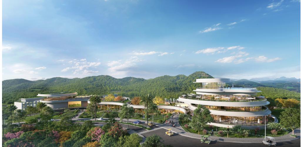 """Legacy Hill: Viên """"kim cương xanh"""" trên thị trường BĐS nghỉ dưỡng ven đô"""