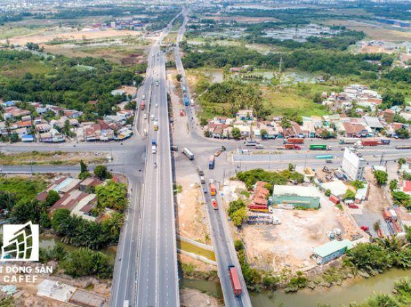 Đầu tư xây dựng đường cao tốc TP.HCM – Mộc Bài hơn 10.000 tỷ đồng