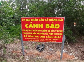 """Bình Thuận kiểm tra, xử lý các """"dự án ma"""" của Công ty Alibaba"""