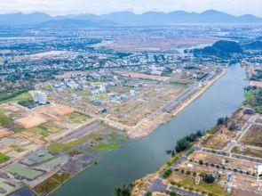 Đà Nẵng: Rút giấy phép xây dựng của Công ty CP Đất Xanh Miền Trung tại dự án khu đô thị Phú Mỹ An