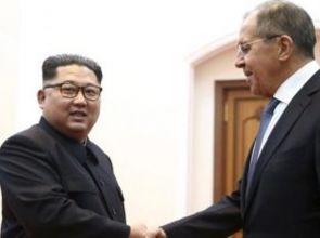 Quay lưng với Mỹ, Kim Jong Un ngả sang Nga?